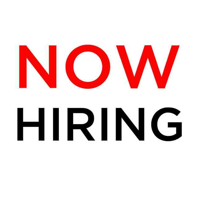 "This photo (click photo for link), ""Now Hiring"" is copyright (c) 2012 Nathan Stephens and made available under a Attribution-ShareAlike 2.0 license (http://creativecommons.org/licenses/by-sa/2.0/legalcode)."